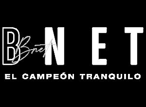 Logotipo del programa 'Bnet, el campeón tranquilo'