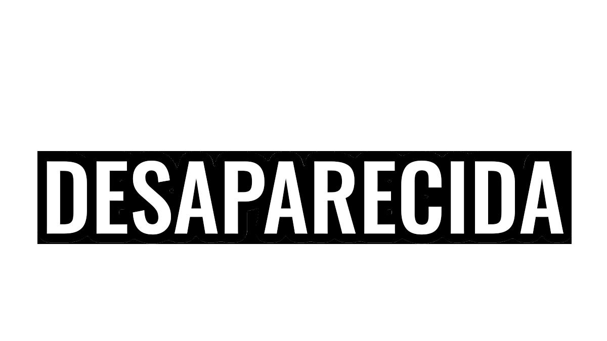 Logotipo del programa 'Desaparecida'