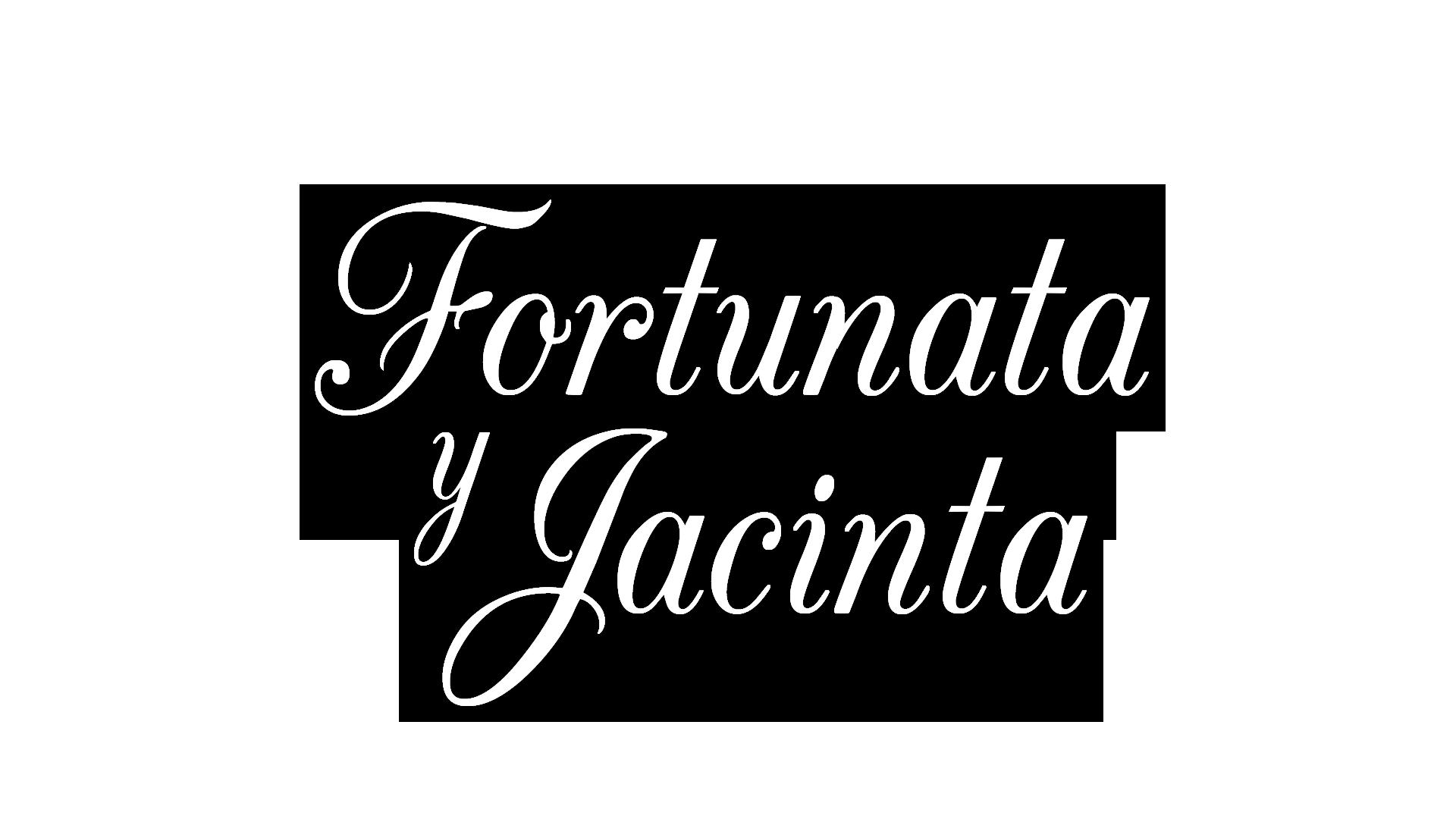 Logotipo del programa 'Fortunata y Jacinta'
