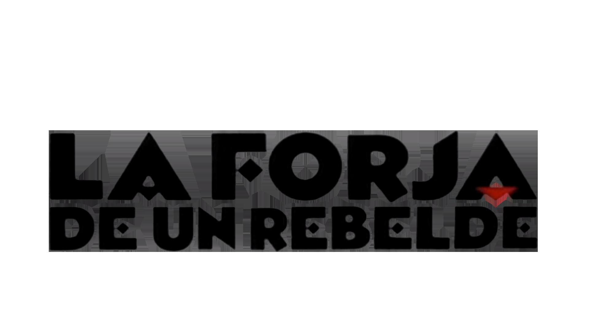 Logotipo del programa 'La Forja de un Rebelde'