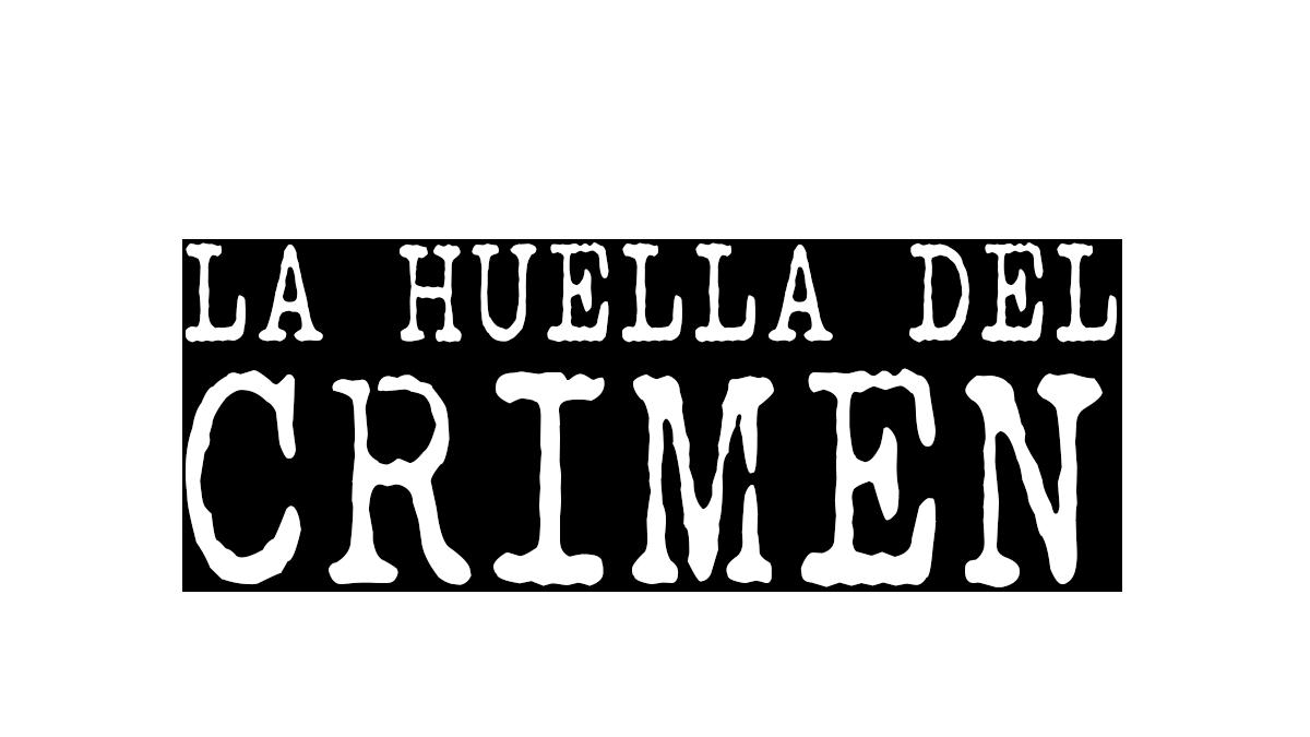 Logotipo del programa 'La huella del crimen'