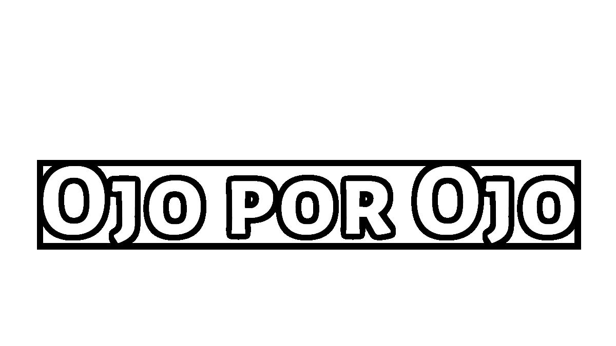 Logotipo del programa 'Ojo por ojo'