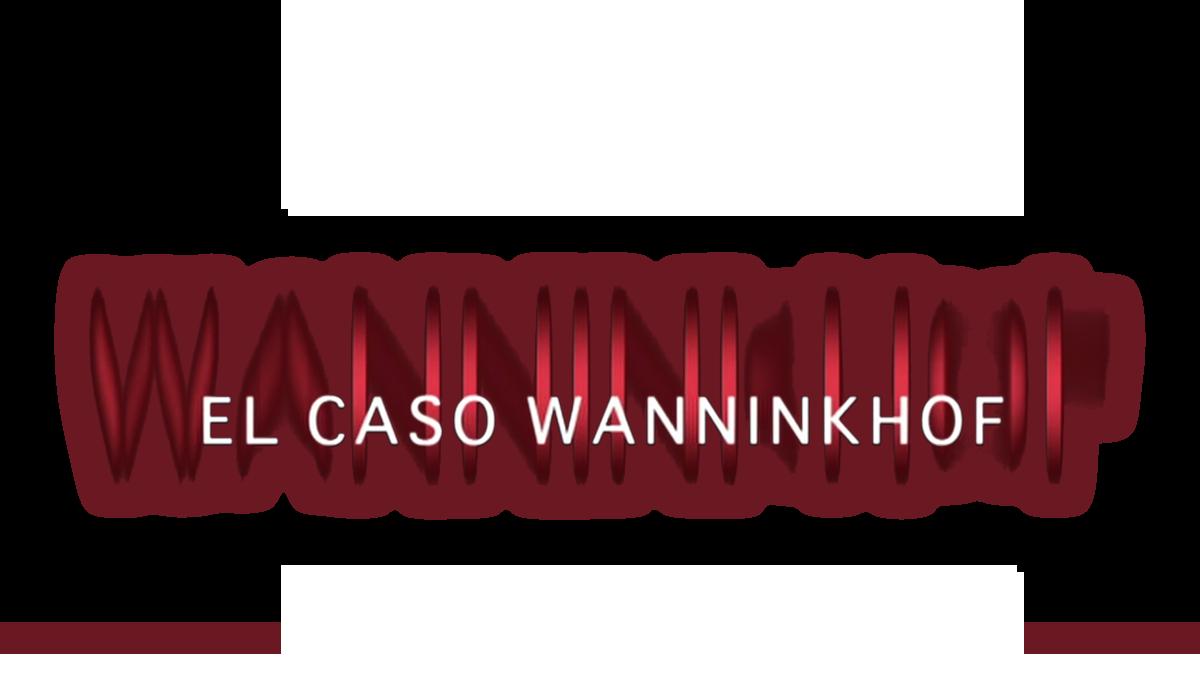 Logotipo del programa 'El Caso Wanninkhof'