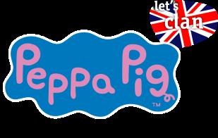 ProgramaPeppa Pig en inglés