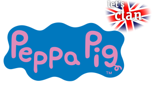 Programa Peppa Pig en inglés