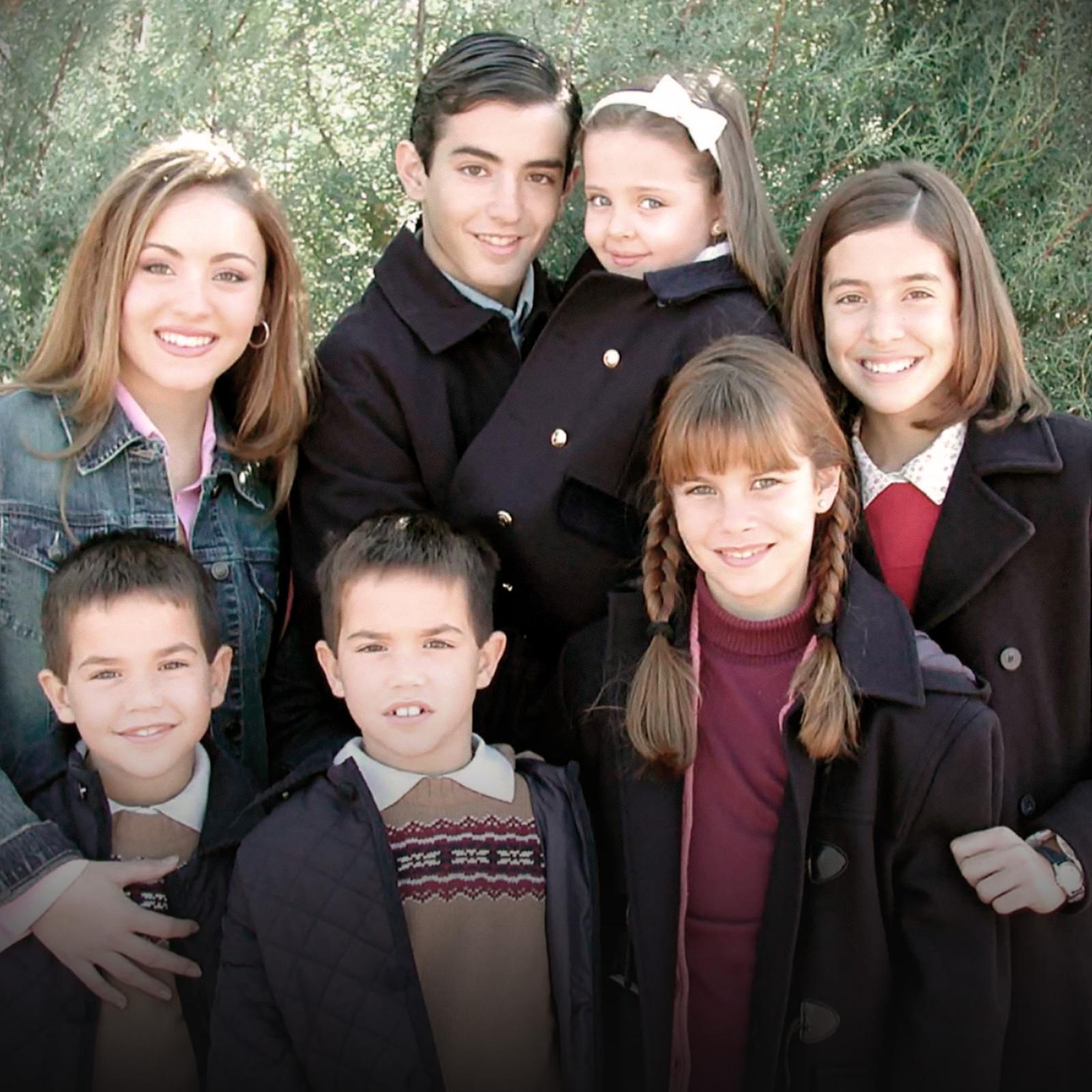 Imagen principal del programa 'Ana y los siete'