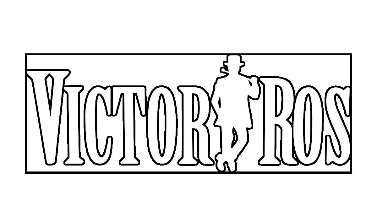 Logotipo del programa 'Víctor Ros'