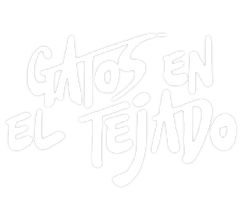 Logotipo del programa 'Gatos en el tejado'