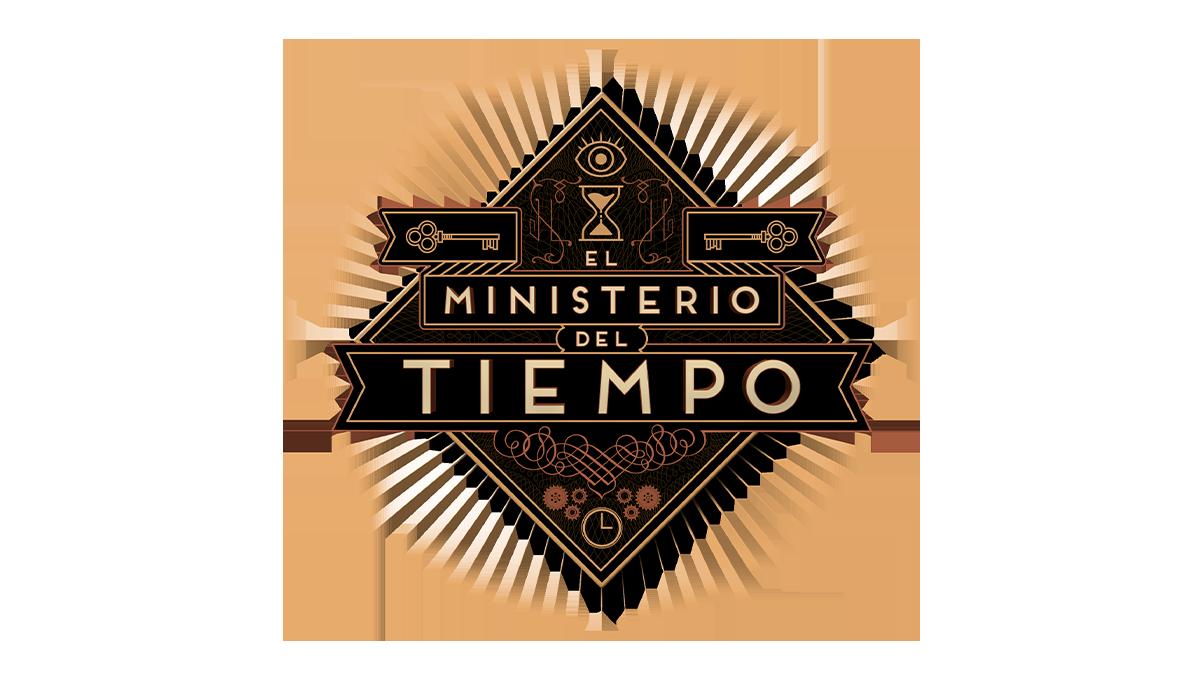 Logotipo del programa 'El Ministerio del Tiempo'