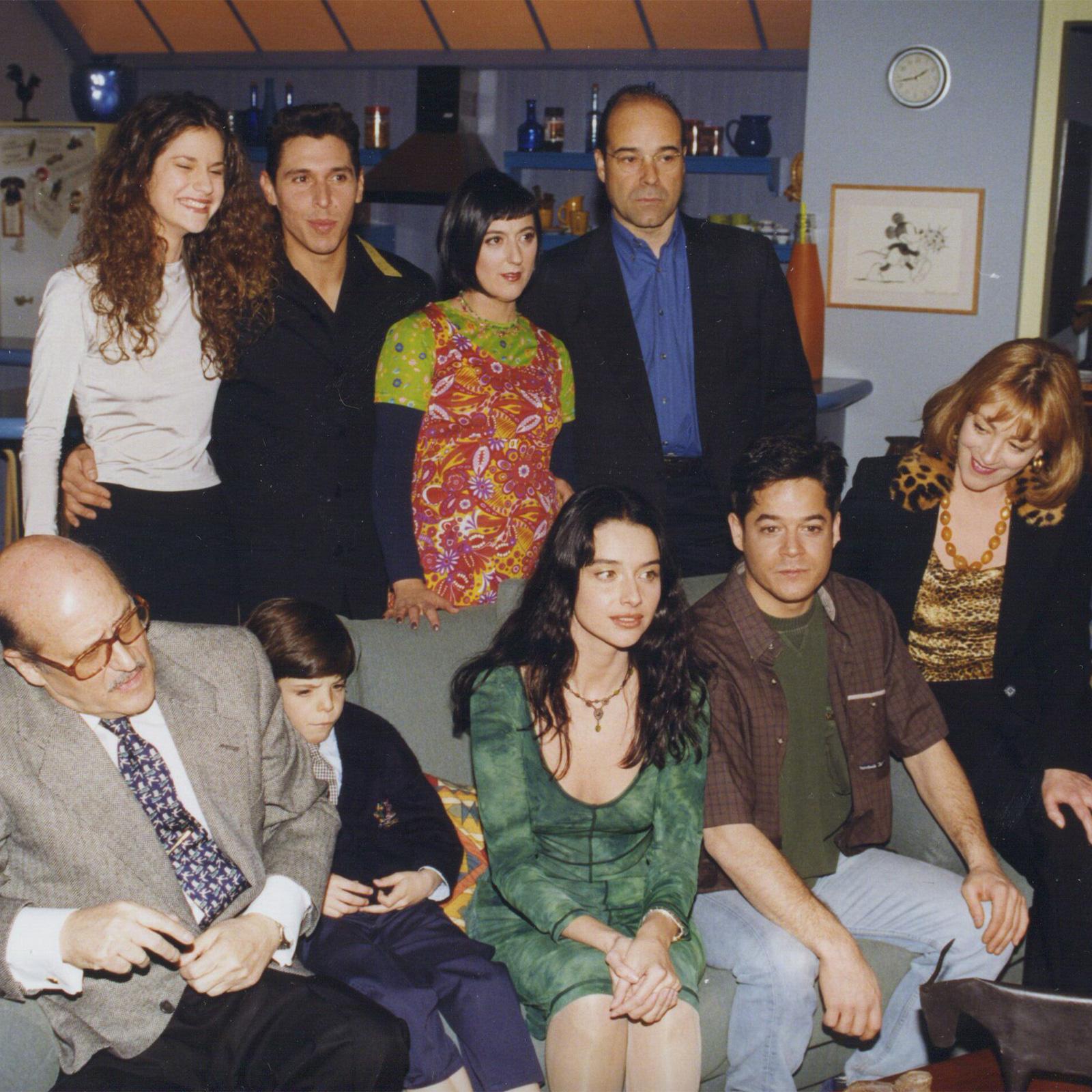 Imagen principal del programa 'A las once en casa'
