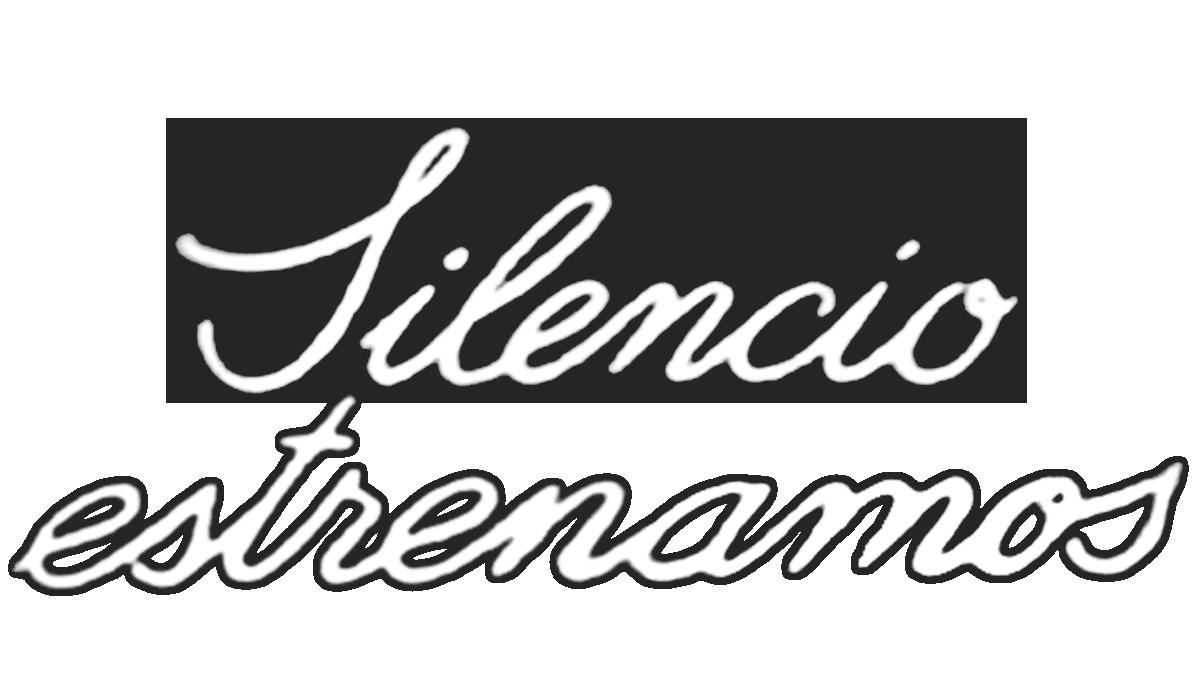 Logotipo del programa 'Silencio, estrenamos'