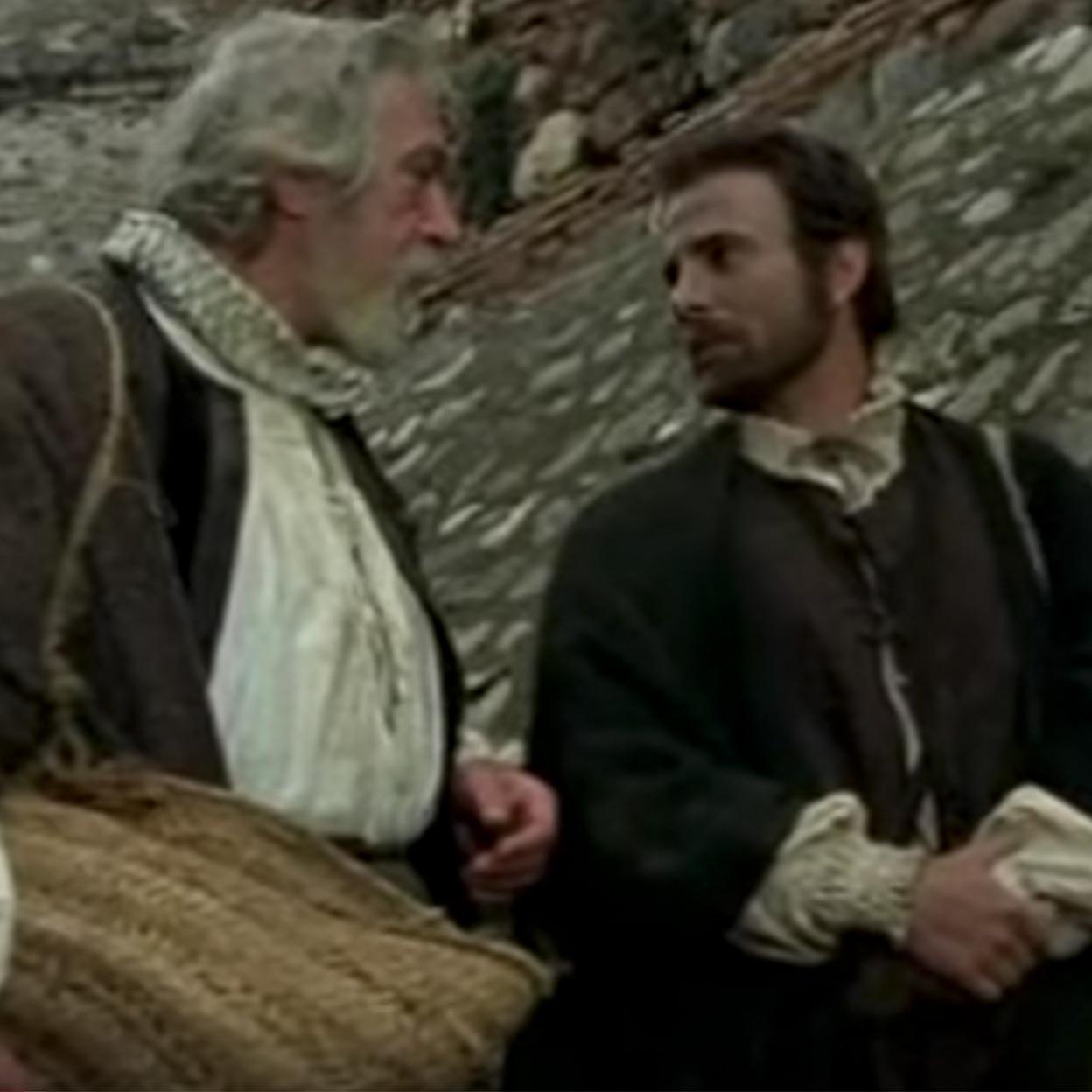 Imagen principal del programa 'Cervantes'