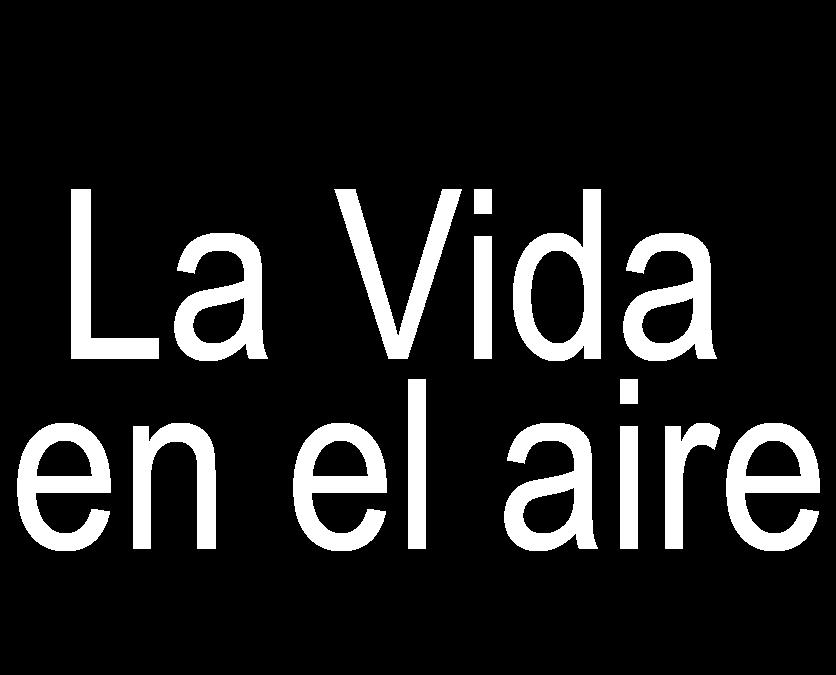 Logotipo del programa 'La vida en el aire'