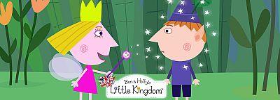 El pequeño reino de Ben y Holly en inglés