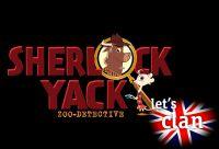 Sherlock Yack en inglés