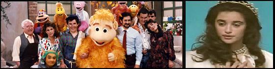 Penélope Cruz formó parte de la familia de 'Los mundos de Yupi' en un episodio