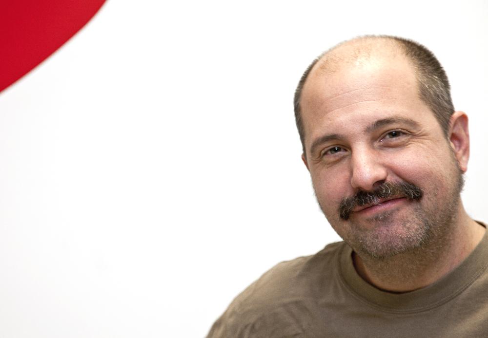 Jose Manuel Sebastián de 'Hoy empieza todo 2'