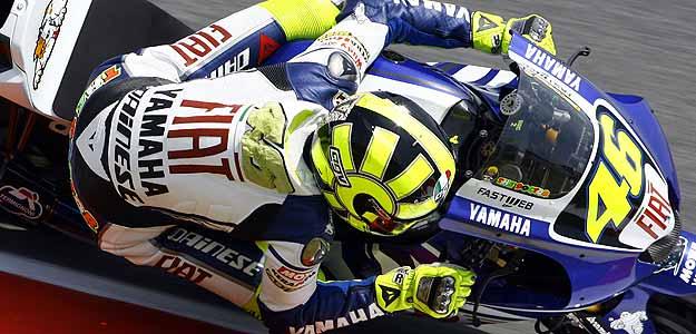 Rossi es ocho veces campeón del mundo.