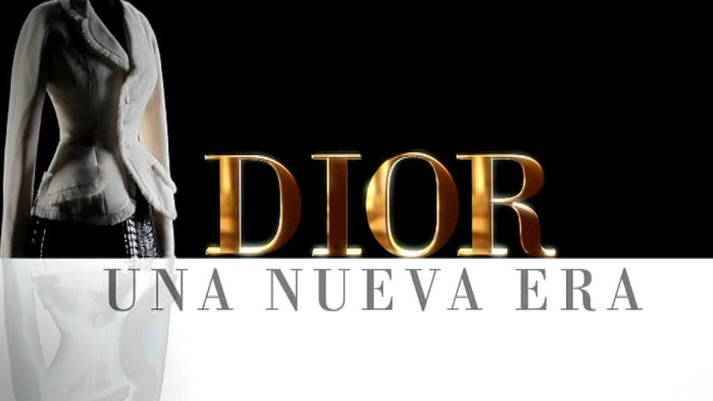 Flash Moda Monográficos - Dior 7c3561a7bf12