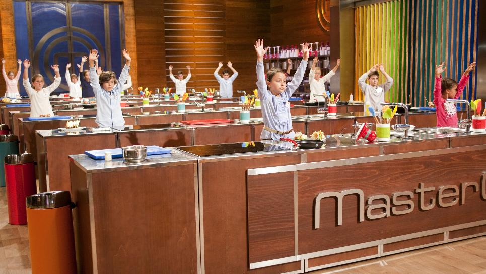 Cocina De Masterchef | Tve Estrena Masterchef Junior 2 Rtve Es