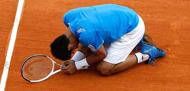 Djokovic no pudo derrotar a Nadal en la última final que jugaron, en Montecarlo.