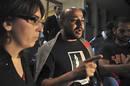 Ir a  Fotogaleria  Los activistas de la 'Flotilla de la Libertad' llegan a  Estambul