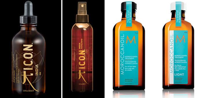 Otro de los aceites de argán más conocidos es el de la marca Moroccan Oil. Este tratamiento fortalece el cabello aportando proteínas, ácidos grasos,