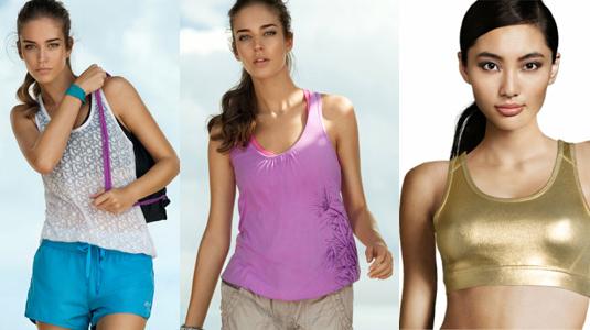 Moda deportiva en H&M