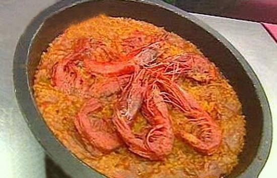 El mejor arroz con carabineros de Madrid