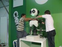 Campuseros de todas las áreas trabajan para que, en unos dos años, CP01 sea un robot avanzado