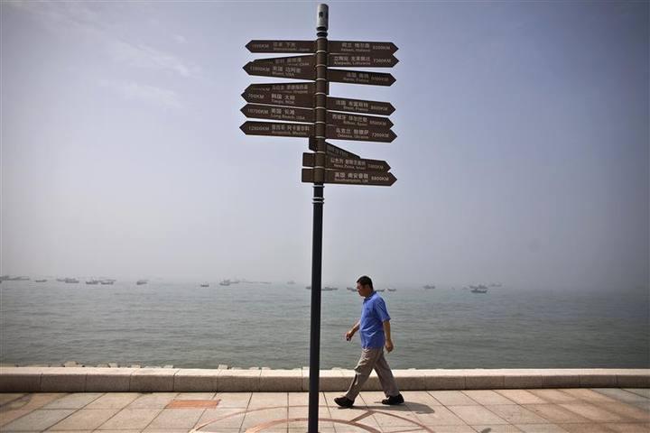 China abre sus puertas a occidente