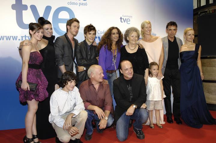 La serie de TVE 'Cuéntame' recibe el primer Premio Nacional de Televisión 1252537472018
