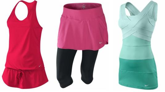 Vestidos de Nike