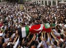 Ir a  Fotogaleria  Funeral en Turquía por los activistas asesinados en la  'Flotilla'