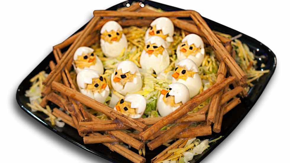 Recetas e ideas para cocinar platos divertidos para ni os - Musica para cocinar ...