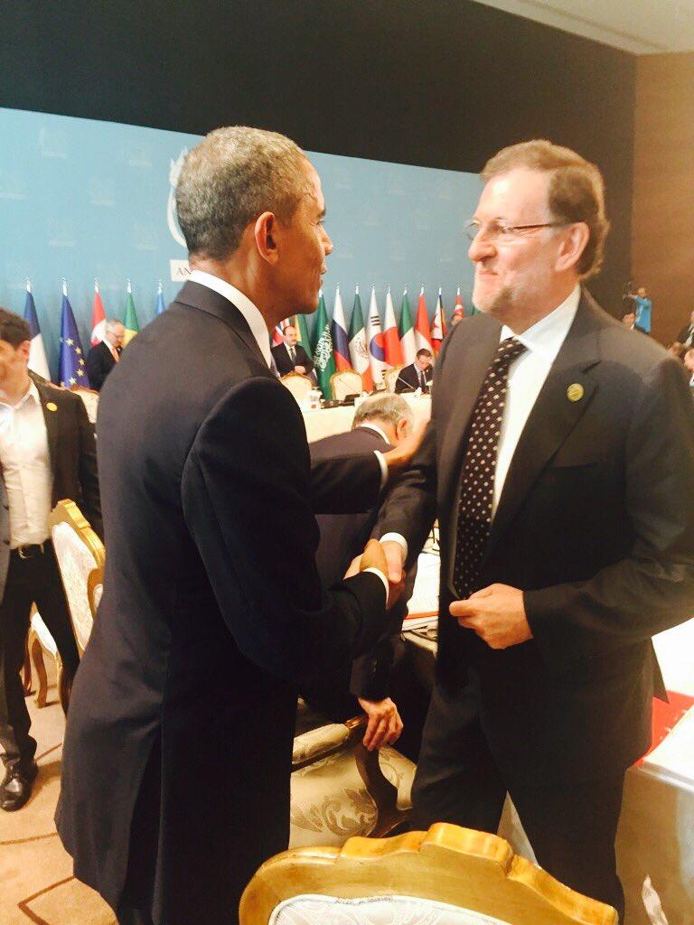 El presidente del Gobierno ha hecho estas declaraciones en la cumbre del  G20 761a3ff4265