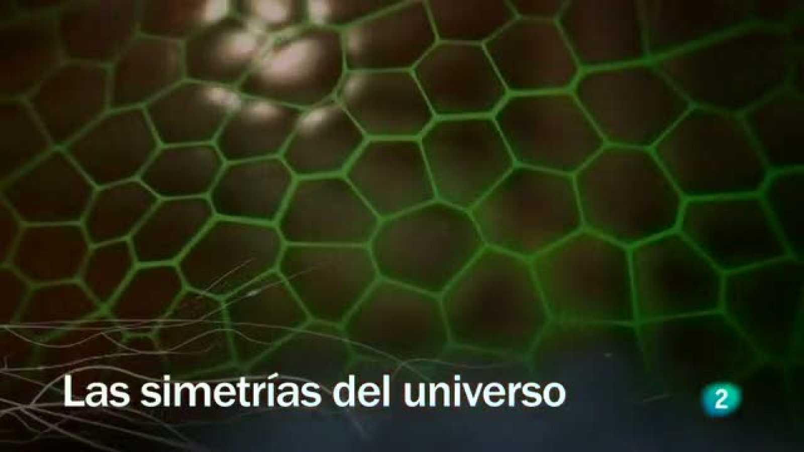 Resultado de imagen de La perfecta simetría del Universo niño