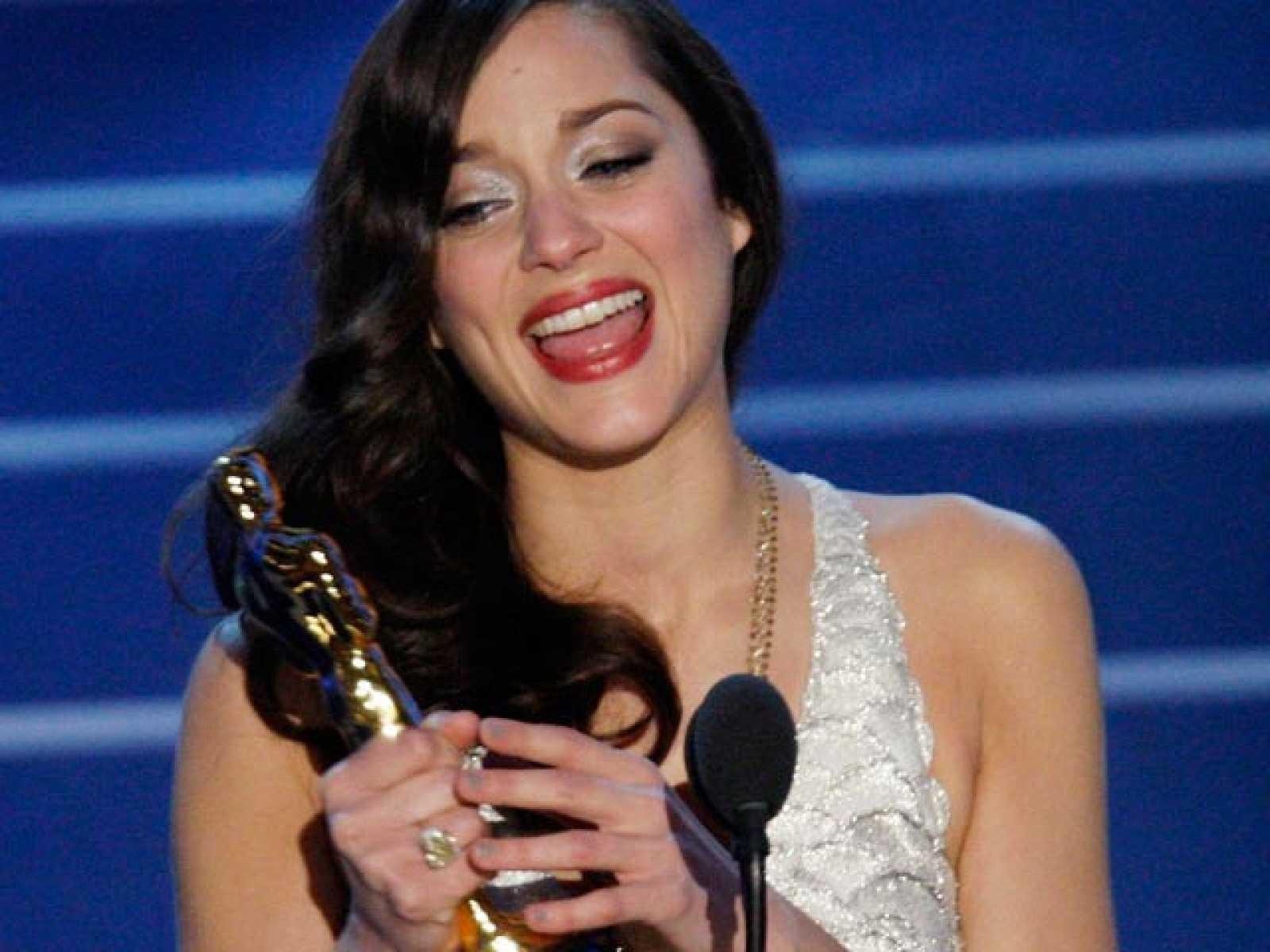 Marion Cotillard Consigue El Oscar En 2007 Por La Vida En Rosa