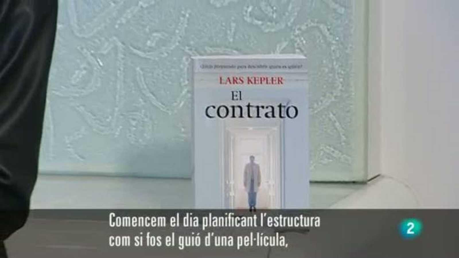 3175f00bc Continuarà - El Contrato. La nova novel·la de Lars Kepler - RTVE.es
