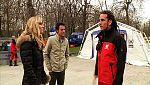 En movimiento con - Antonio Banderas, bombero de BUSF