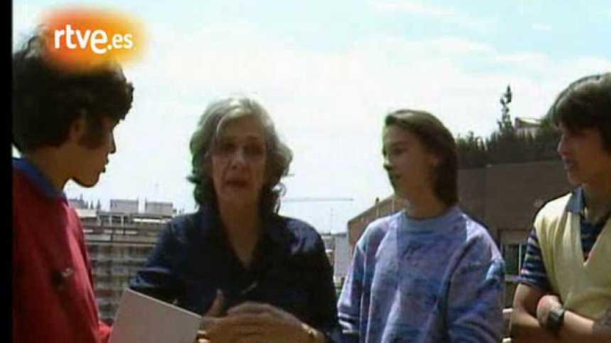 Entrevista a Ana María Matute en 1983