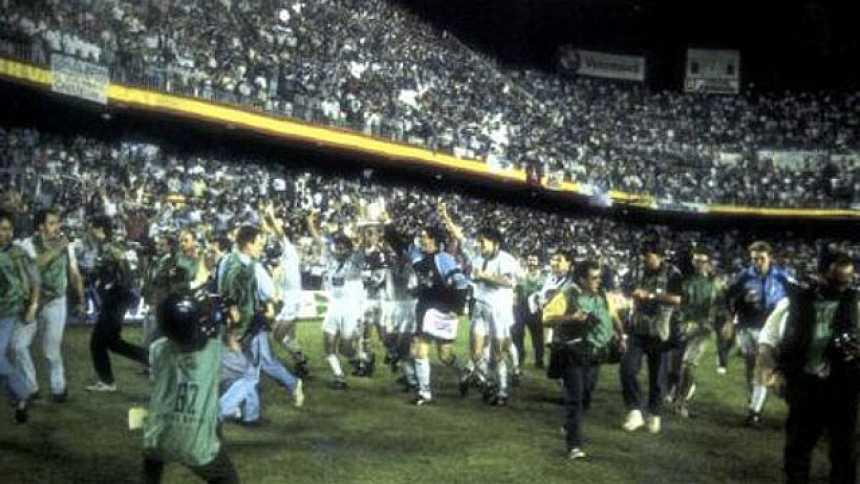 La última Copa del Real Madrid (1993)