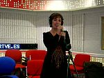 España directo - Vídeo de Joana Amendoeira cantando en directo