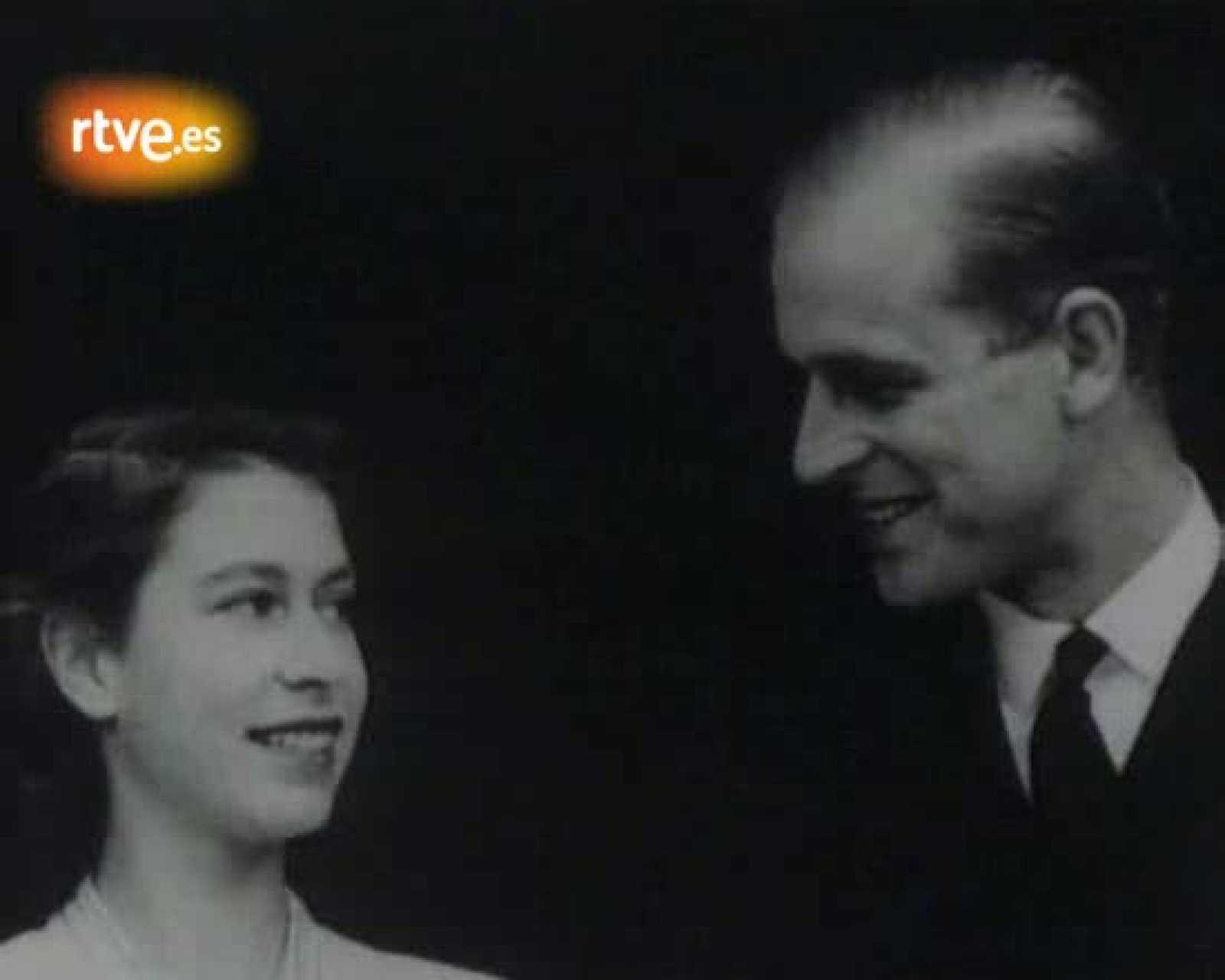 La boda de Isabel II de Inglaterra y el príncipe Felipe - RTVE.es