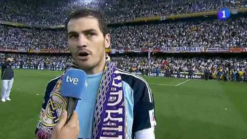 """Casillas: """"Podemos ganar a cualquiera"""""""
