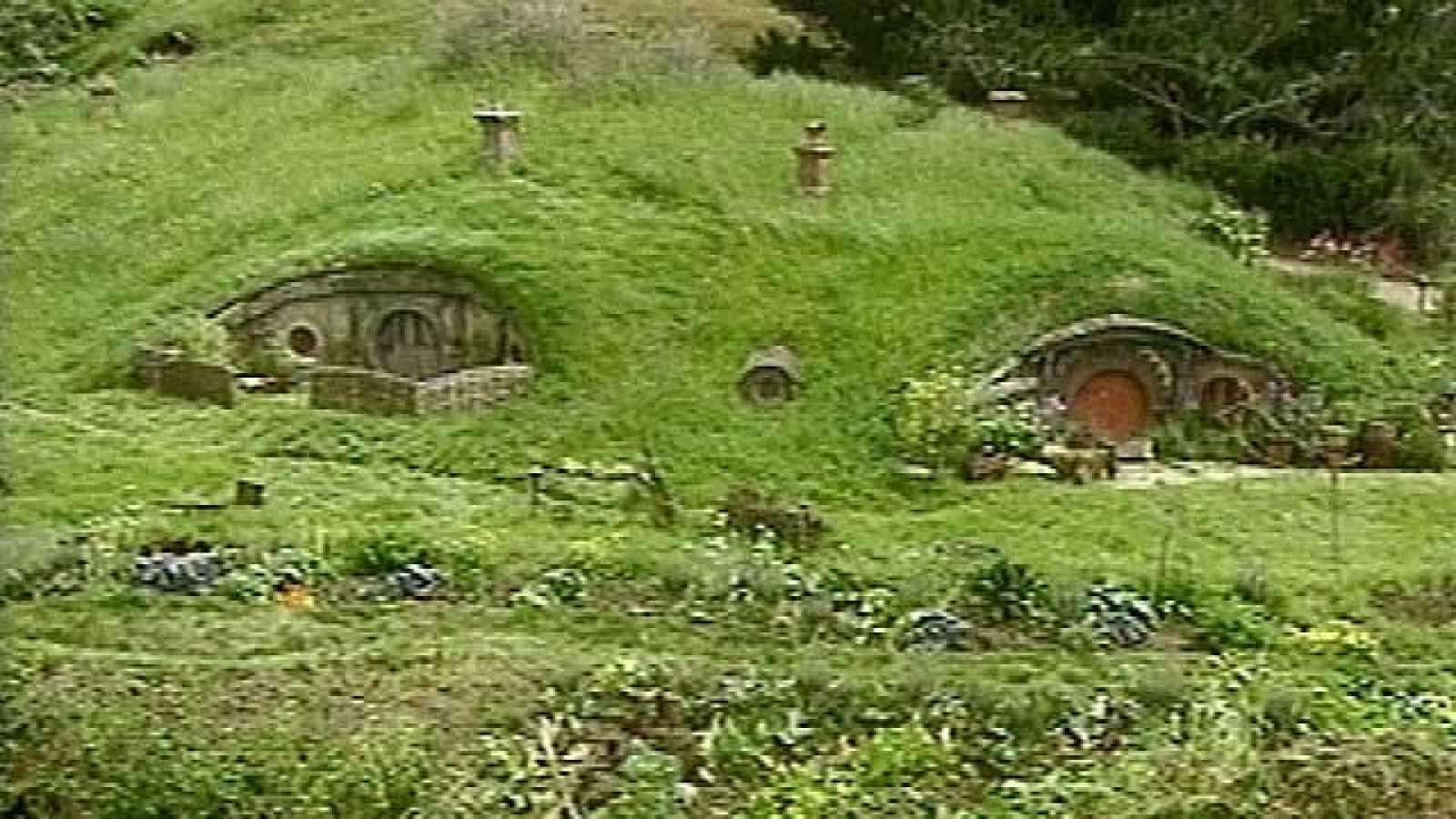 Rodaje De El Hobbit En La Comarca De Bilbo Bolson