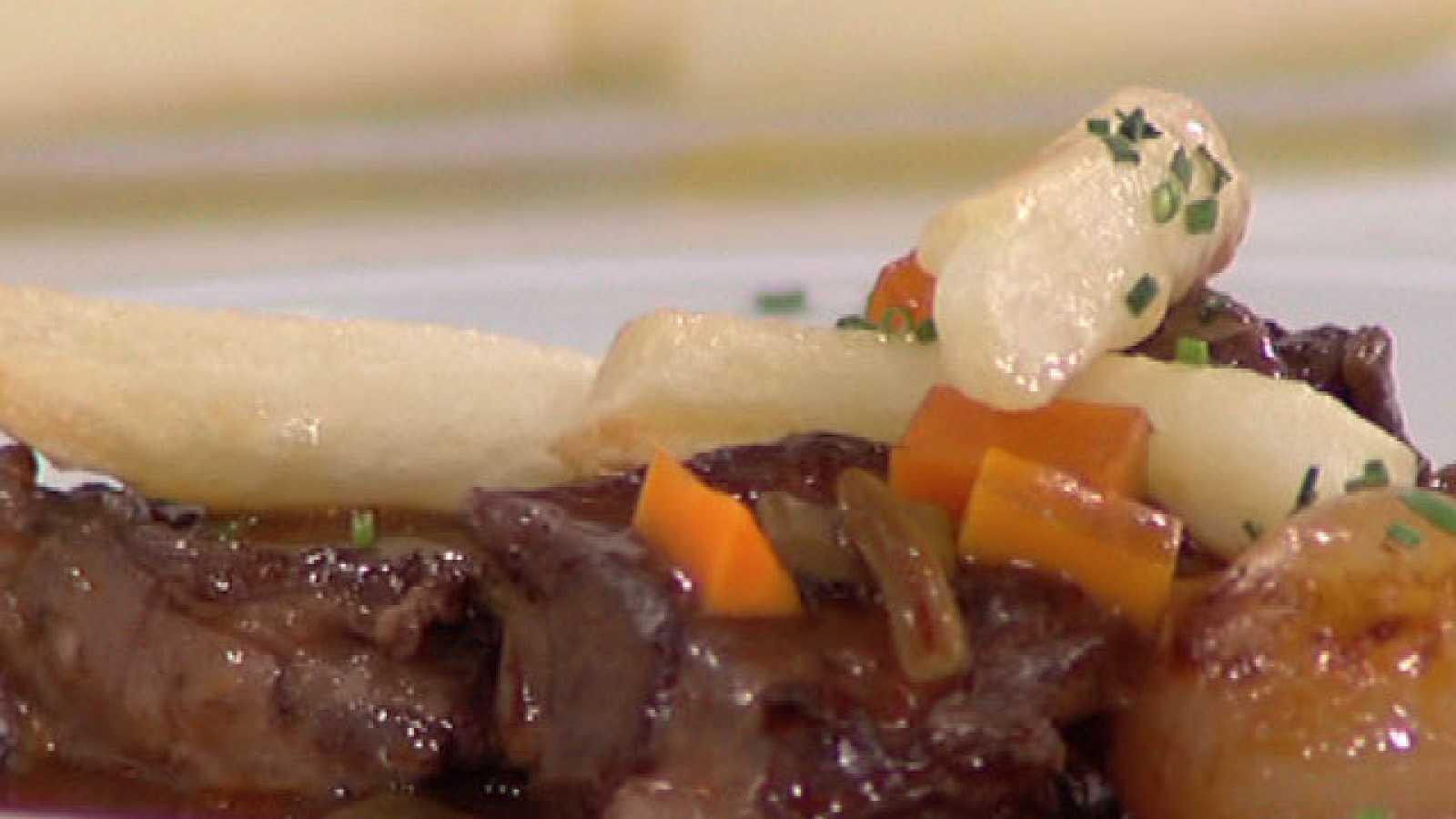 Saber Cocinar Cordero Estofado Con Patatas