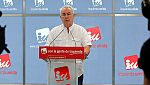 Cayo Lara, convencido de que IU en Extremadura no facilitará un gobierno del PP