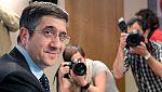 Patxi López pide un congreso para renovar todo el PSOE