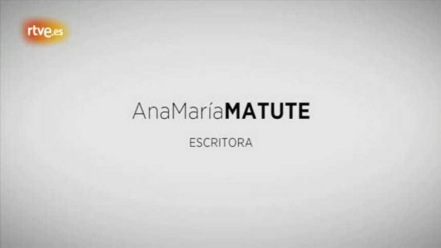 Ana María Matute. Día E